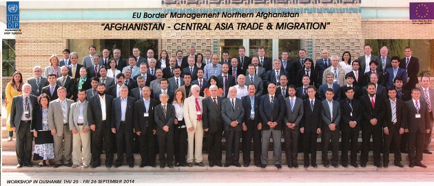 "PAJCCI in ""Afghanistan-Central Asia Trade & Migration"" - Workshop in Dushanbe, Tajikistan"