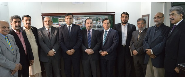 H.E. Janan Mosazai, Ambassador of Afghanistan to Pakistan visited PAJCCI